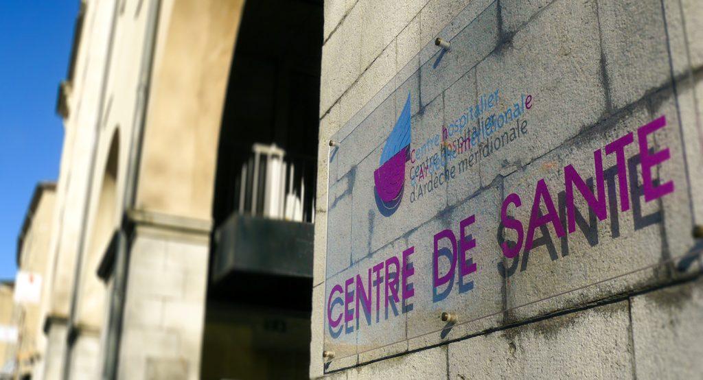 centre de Santé d'Aubenas