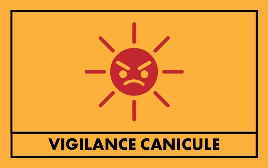 Prévention Canicule : adoptez les bons réflexes